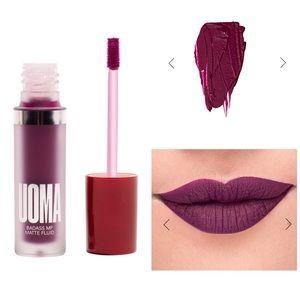 NEW UOMA Beauty Badass MF Matte Fluid Lips…